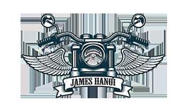 James Hanoi Motorbikes