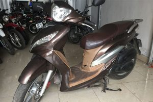 Sym Shark 125cc Automatic bike